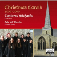 Christmas Carols 1500-2000 CD